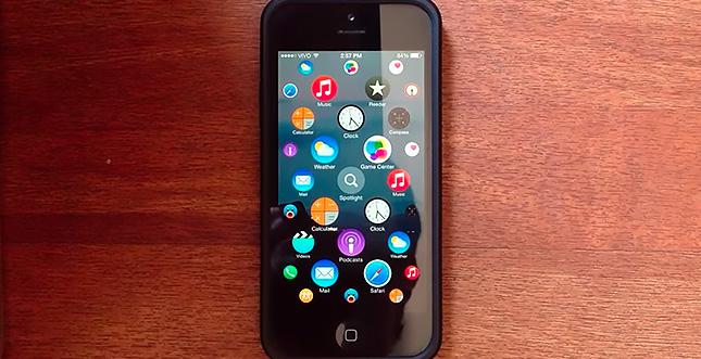 Apple Watch UI für das iPhone: Der Prototyp steht!