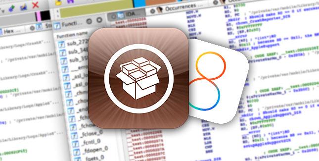 Cydia Substrate 0.9.5013 mit iOS 8 Support veröffentlicht