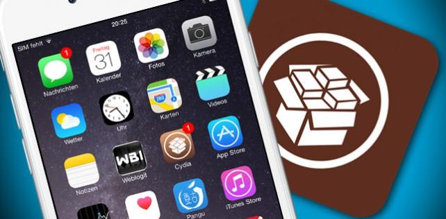 iOS 8 / iOS 8.1 Jailbreak + Cydia mit Pangu: So klappt's