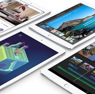 iPad Air 2 & iPad mini 3 mit Vertrag: Alle Angebote