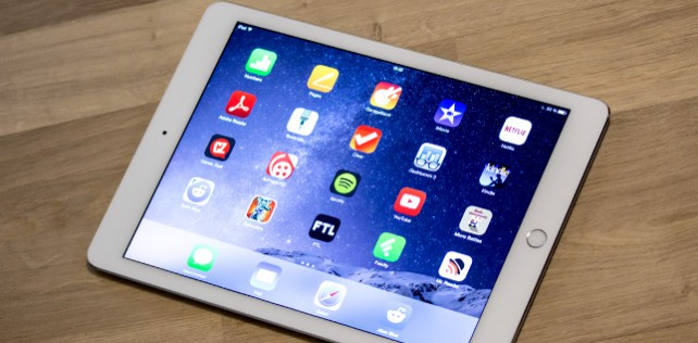 Im Test: Apple iPad Air 2