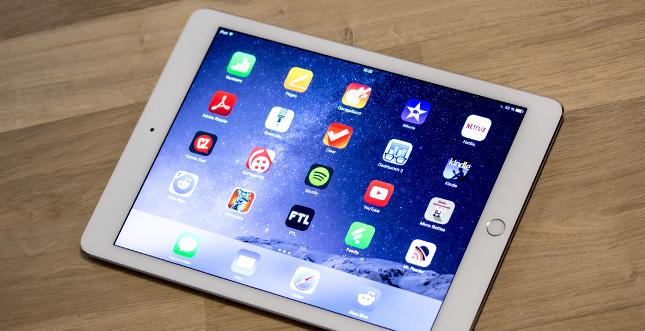 Im Test: Apple iPad Air 2