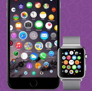 iOS 9: Ganz im Stil des Apple Watch Interfaces? Bitte nicht!