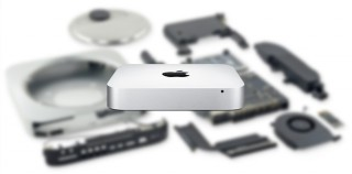 "Mac mini ""late 2014″ im Teardown: Der Wegwerf-Mac?"