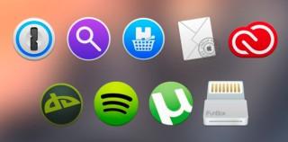 Mac App Icons im Yosemite-Stil: Customizing-Fundgrube