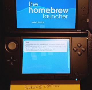 Ninjhax: Nintendo 3DS Homebrew Channel Installation