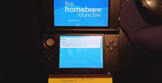 "Nintendo 3DS Hack: Homebrew mit ""Cubic Ninja"" Spiel ausführbar"