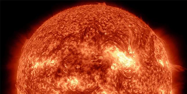 Beeindruckendes 4K Video von der Sonne: Perfekt für iMac 5K