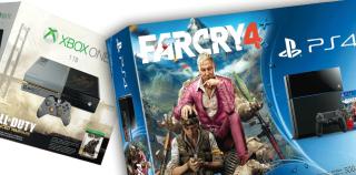 Cyber Monday Blitzangebote: PS4, Xbox One, 2TB StoreJet uvm