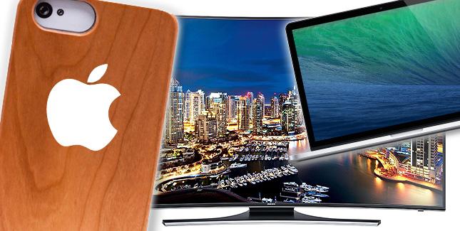 Angebote des Tages für Sparfüchse: Cases, TVs & mehr