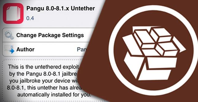 Pangu Untether 0.4 veröffentlicht: Das ist neu
