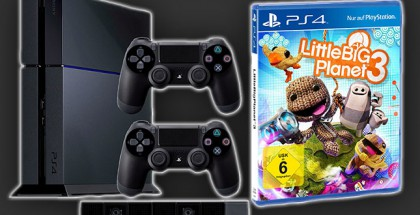 PlayStation-4-Bundle-LittleBigPlanet-3-Kamera-Controller