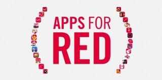 Apps für RED – AIDS-Hilfekampagne von Apple und Entwicklern