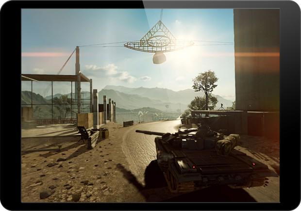 Battlefield 4 auf iOS