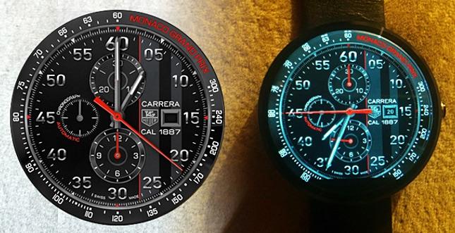 Luxus-Uhrenmacher nicht glücklich mit Smartwatch-Piraten
