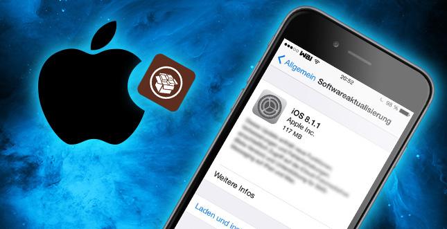 Letzte Chance für iOS 8 Jailbreak? iOS 8.1.1 Final steht bevor