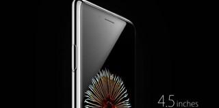 """""""iPhone Edition"""" aus Stahl mit Multi-Homebutton"""