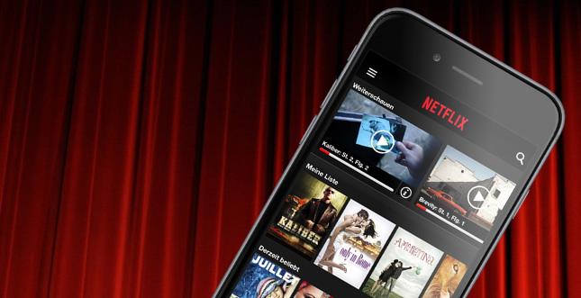 Netflix Update für iOS 8 & iPhone 6 Plus ist da