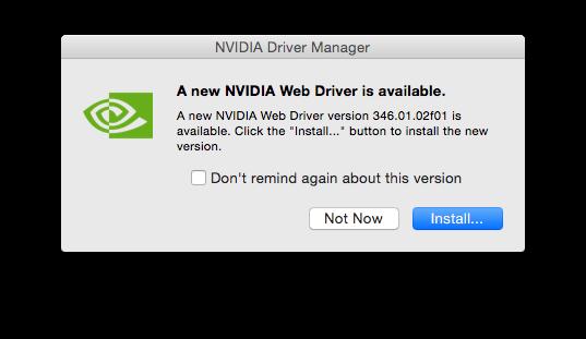 nvidia-web-driver