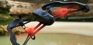Parrot Bebop Drohne im Testflug: Videos