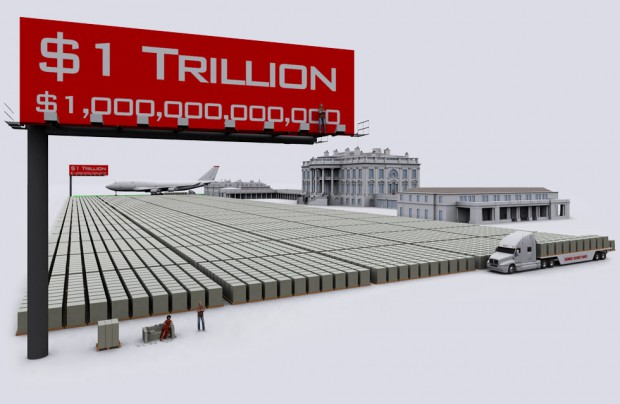 US Debt Ceiling 2012 visualized