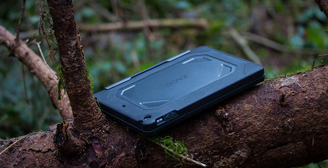 ZAGG Rugged Folio im Test: Keyboard-Case für iPad Air
