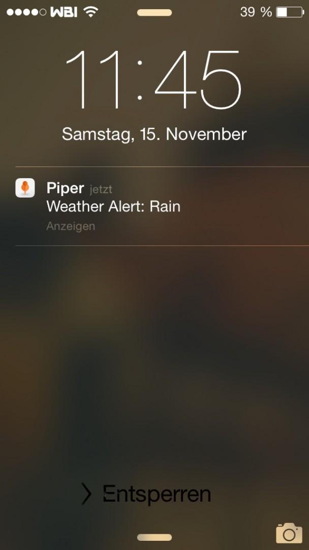 Piper App