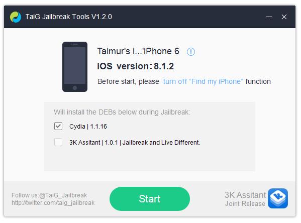 TaiG-ios-8.1.2
