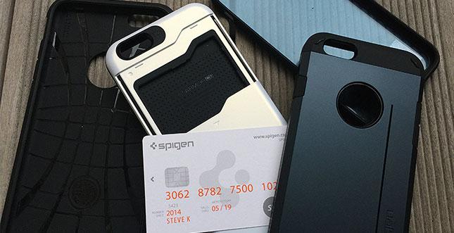 Die besten iPhone 6 & 6 Plus Cases von Spigen