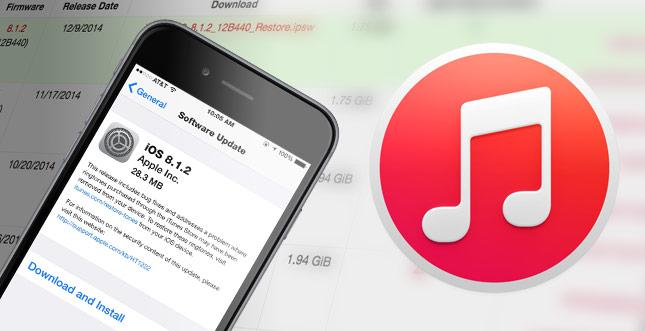 iOS 8.1.1 wird nicht mehr von Apple signiert
