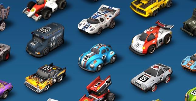 Heute gratis: Mini Motor Racing für iOS