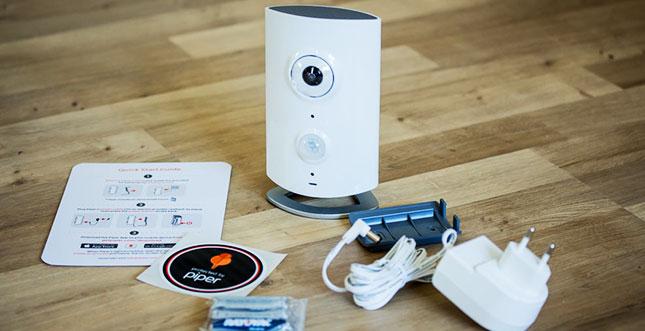 Piper im Test: Smart Home Überwachungskamera für iOS und Android