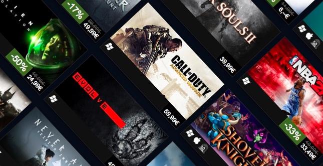 Steam vergünstigt Game Award nominierte Spiele