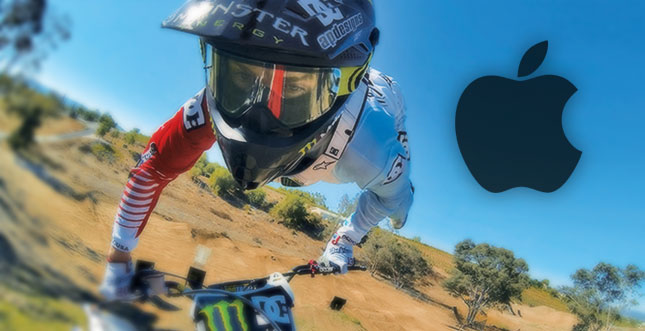 Actioncam von Apple? Patent löst Beben bei GoPro aus