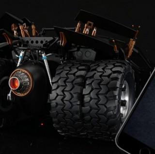 """Batmobil """"Tumbler"""" mit iPhone-Steuerung: Unfassbar detailliert"""