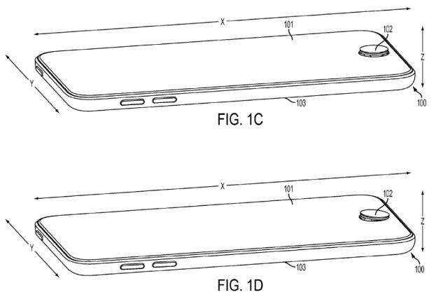 iPhone Homebutton als Joystick