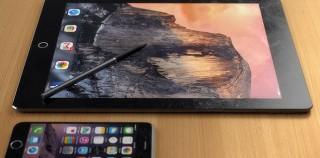 Wie sieht so ein Apple Stylus für das iPad Pro eigentlich aus?