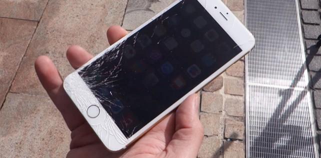 iPhone-Stürze in der Garantiezeit bald sensorisch erfasst?