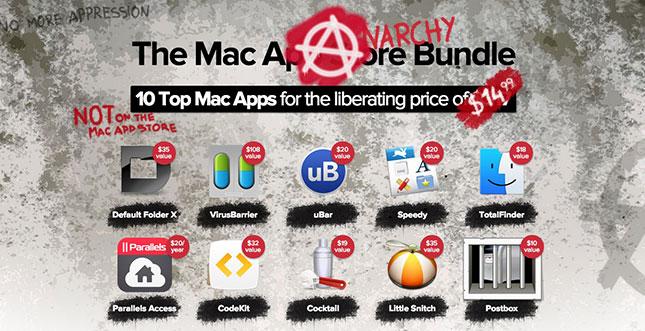 Mac Anarchy Bundle: Apps im Wert von $317,00 für $14,99