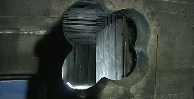 Drei Männer, ein Tunnel, 300.000 Dollar an iPhones