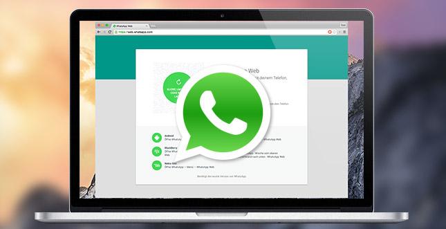 WhatsApp Web: iPhone-Nachrichten im Browser (so klappt's)