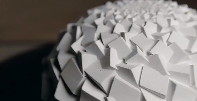 """""""Blühende"""" Skulpturen aus dem 3D-Drucker sind absolut hypnotisch"""