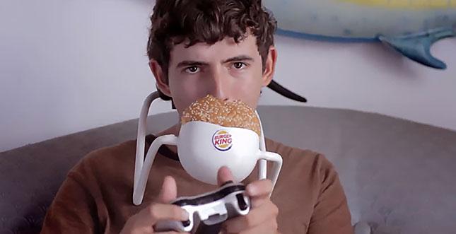"""Burger King """"Nahrung"""" per App bezahlen und bestellen"""