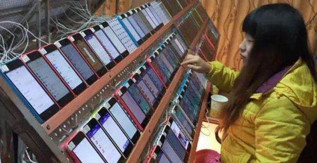 So manipulieren Chinesen täglich den App Store von Apple