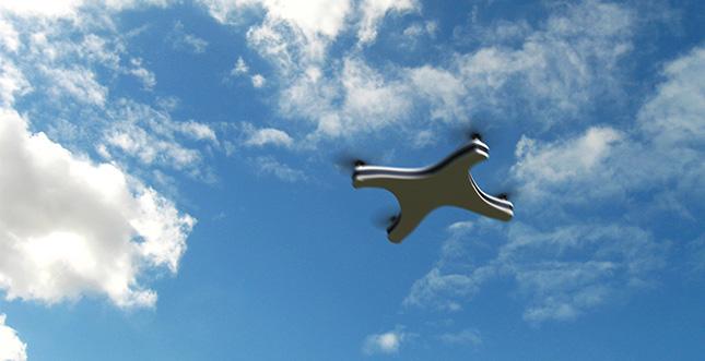 Apple Drohne: Quadrocopter mit 4K-Kameras & Live-Streaming