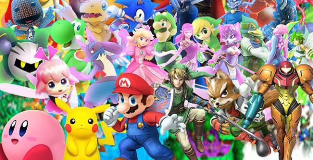 Nintendo-Stars