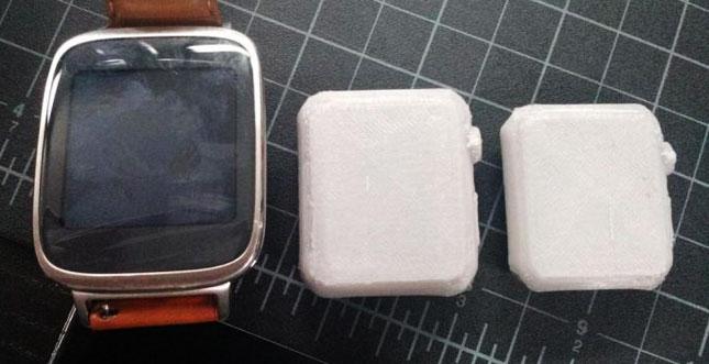Android Wear wirkt klotzig und plump im Kontrast zur Apple Watch