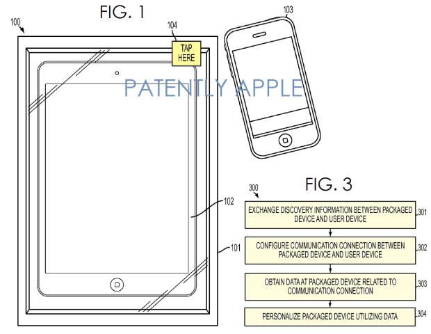 Apple-Patent: Verpackungstechnik