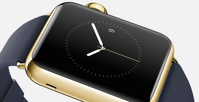 Apple Watch: Kein herkömmliches 18-Karat Gold?