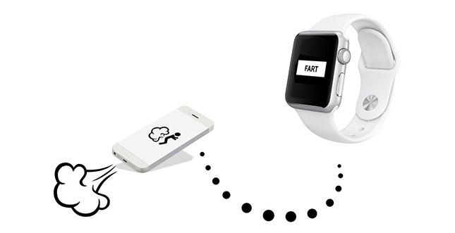 Apple Watch: Eine Furz-App-Renaissance?